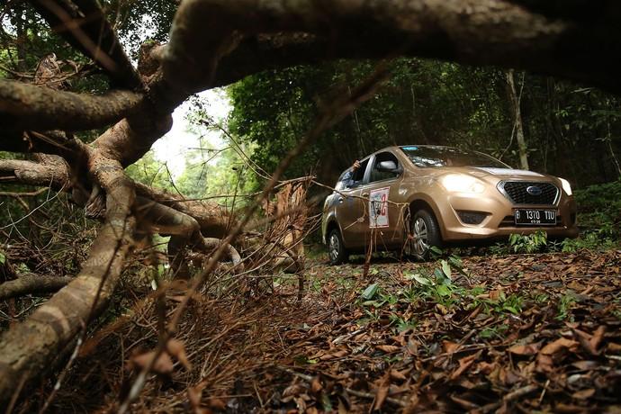 Datsun Akhiri Penjelajahan di Lampung