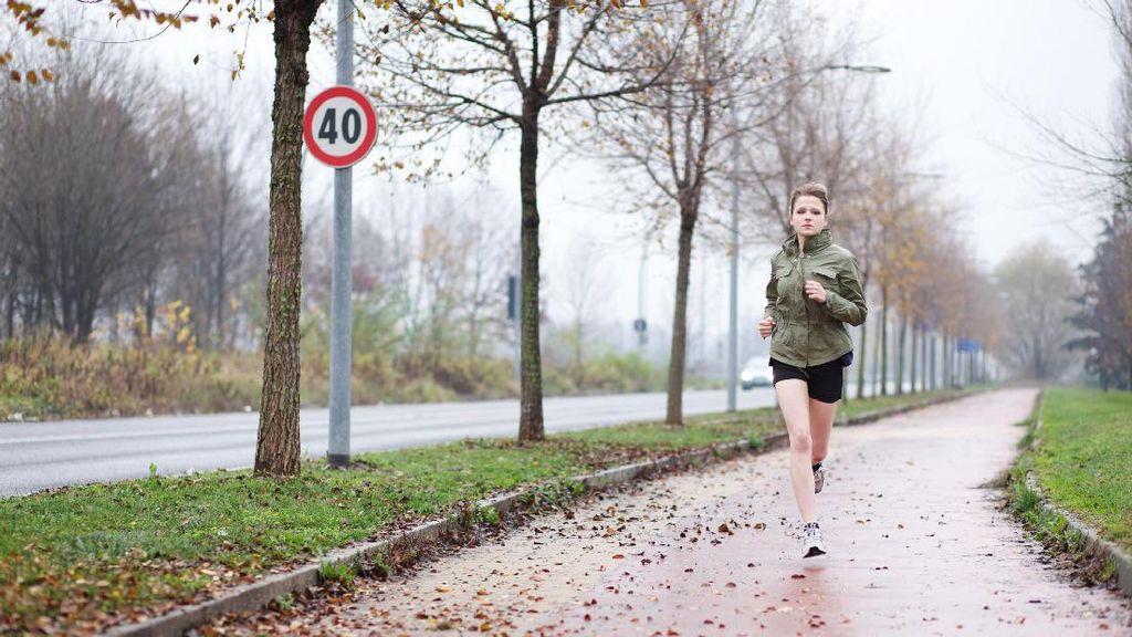 Lari ke Kantor Tak Bisa Asal-asalan, Ini Risikonya Jika Memaksakan Diri