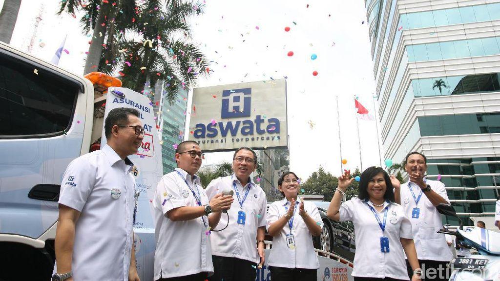 Aswata Luncurkan Aswata Oto A Plus