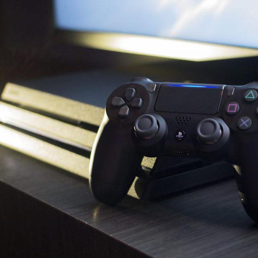 DualShock PlayStation 5 Bakal Punya Layar?