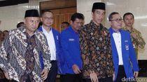 Di Rapimnas PAN, Jokowi: Pertumbuhan Ekonomi RI Nomor 3 Dunia, Alhamdulillah