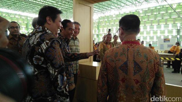 Jokowi dan PM Singapura Resmikan Kawasan Industri Kendal