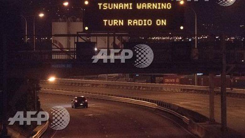 Berita Penembakan Di Selandia Baru Wallpaper: BMKG: Gempa Di Selandia Baru Picu Tsunami Lokal, Tak