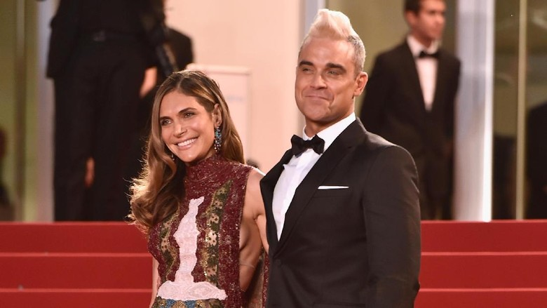 So Sweet! Isi Surat Cinta buat Robbie Williams dari Putrinya/ Foto: Pascal Le Segretain/Getty Images