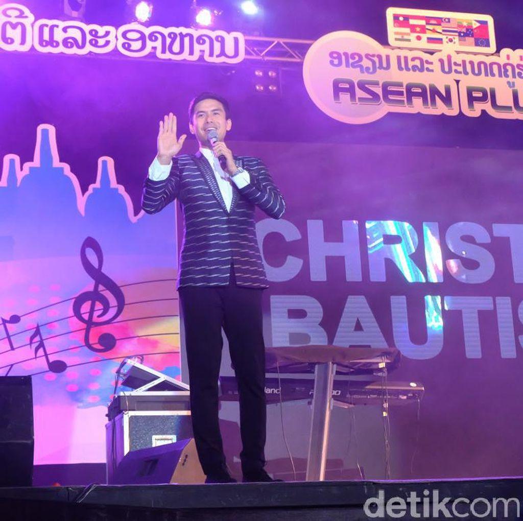 Selamat! Christian Bautista Resmi Menikah di Bali
