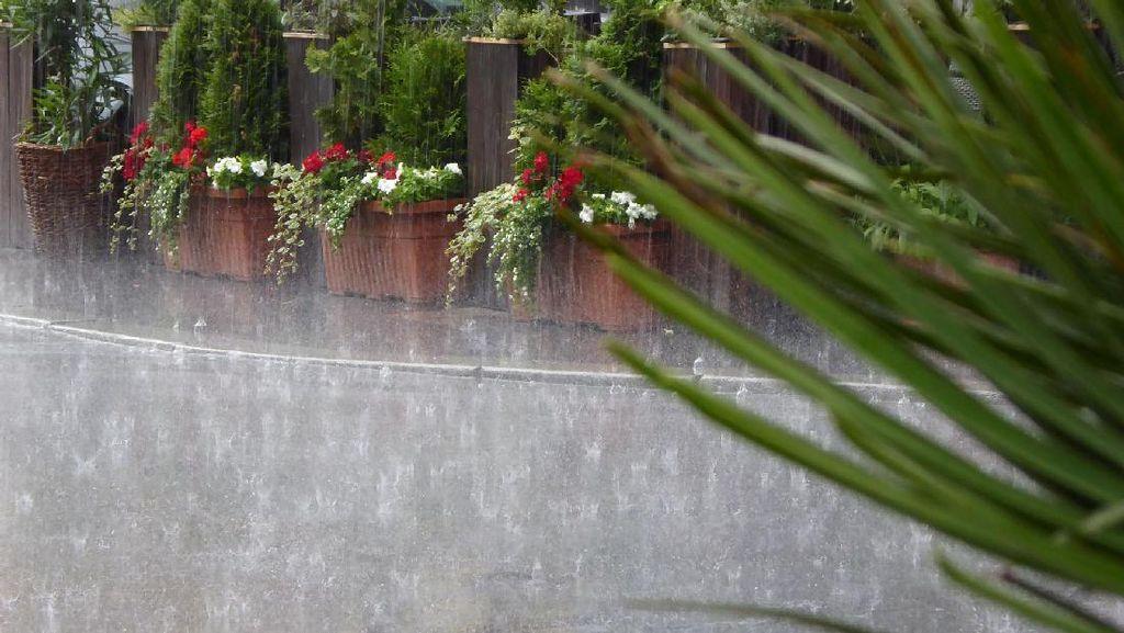 Hujan Semalaman hingga Pagi, BPBD DKI: Ada Genangan di Kalideres dan Cakung