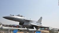 Jet Tempur China Masuk Zona Pertahanan Taiwan dalam Penyusupan Terbesar
