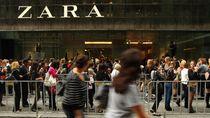 10 Perusahaan Merajai Pasar Fashion Seluruh Dunia, Ada Zara dan H&M