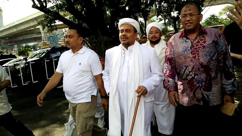 Habib Rizieq Pulang 21 Februari, FPI: Alumni 212 akan Putihkan Jakarta