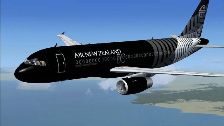 Foto: Ilustrasi Air New Zealand (Air New Zealand/Youtube)