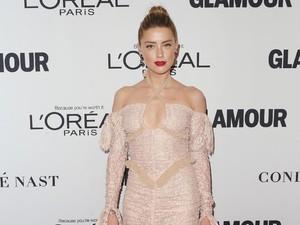 Kisah Cinta Amber Heard, Dipukul Johnny Depp Hingga Move On dengan Miliuner