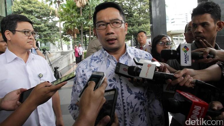 Minta Maaf, Ridwan Kamil Sesalkan Terjadinya Insiden di Sabuga Bandung