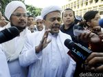 HRS Diminta Usaha Sendiri Keluar dari Saudi