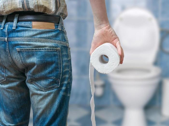 Toilet bisa jadi sarang kuman. (Foto: ilustrasi/thinkstock)