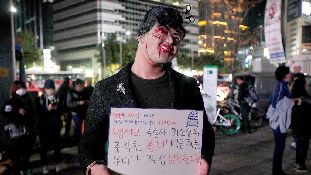 Kisah Dukun dan Presiden Korea Selatan