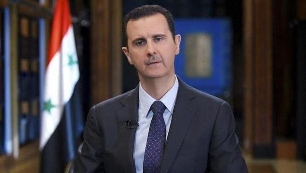 Putin Kutuk Kehadiran Pasukan Asing di Suriah, Assad Dipuji-puji
