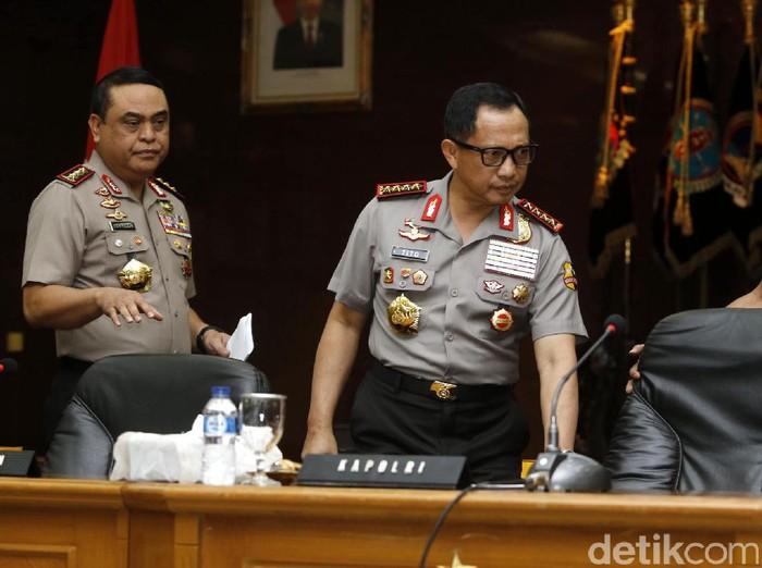 Kapolri Jenderal Tito Karnavian (Foto: Rengga Sancaya/detikcom)
