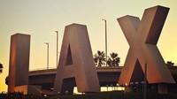 Bandara LAX atau Los Angeles di AS berhasil masuk ke peringkat 6 dengan total poin 257 (@rubytrix/Instagram)