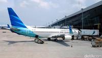 Arab Saudi Setop Umrah, Garuda Indonesia Tunggu Keputusan Pemerintah