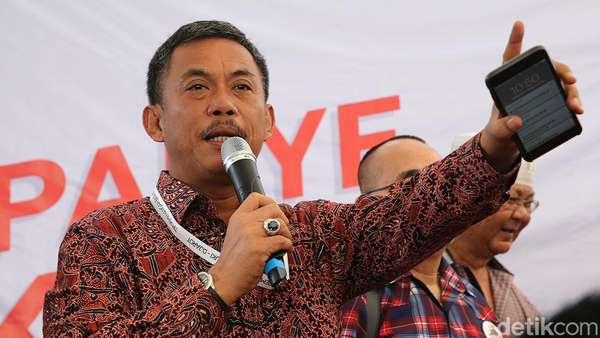 Ketua DPRD DKI soal Ahok: Masak Punya Calon Istri Nggak Boleh