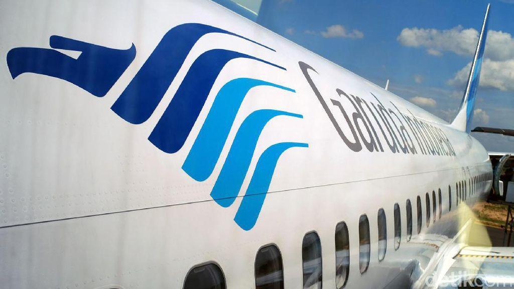 Terjebak 2 Jam di Halim, Pesawat Garuda Akhirnya Terbang Lagi