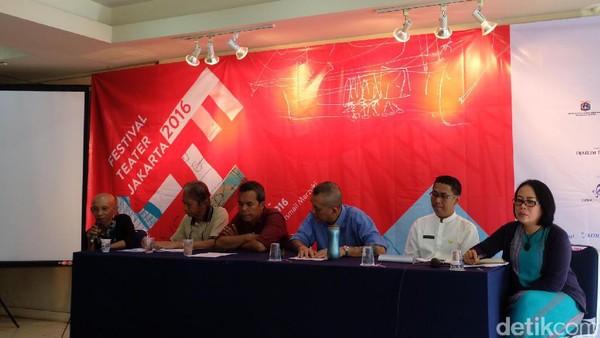 Festival Teater Jakarta Bukan Sekadar Kompetisi Teater