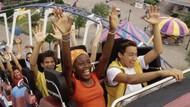 Wahana Rusak, Pengunjung Taman Rekreasi Ini Masuk RS