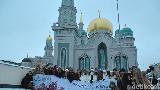 Indahnya Silaturahmi dari Masjid ke Masjid di Kota Moscow