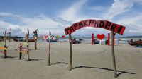 Pantai ini aslinya bernama Pantai Tapak Paderi (Fitraya/detikTravel)