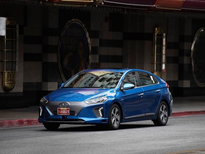 Hyundai Ioniq Foto: Pool (Motor1)