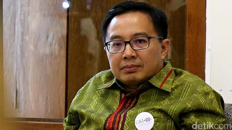 Bursa Calon Ketua MPR F-Golkar: Lodewijk, Azis, Bamsoet, hingga Amali