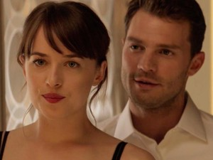 Intimnya Jamie Dornan dan Dakota Johnson Mandi Bareng di Fifty Shades Darker