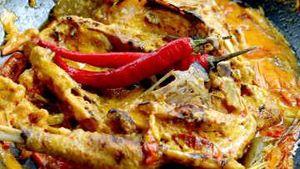 Ayam Lodho, Ayam Bakar yang Diberi Kuah Pedas Gurih
