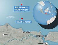 RI Tak Pernah Diminta Inggris dan Belanda Jaga Bangkai Kapal Perangnya