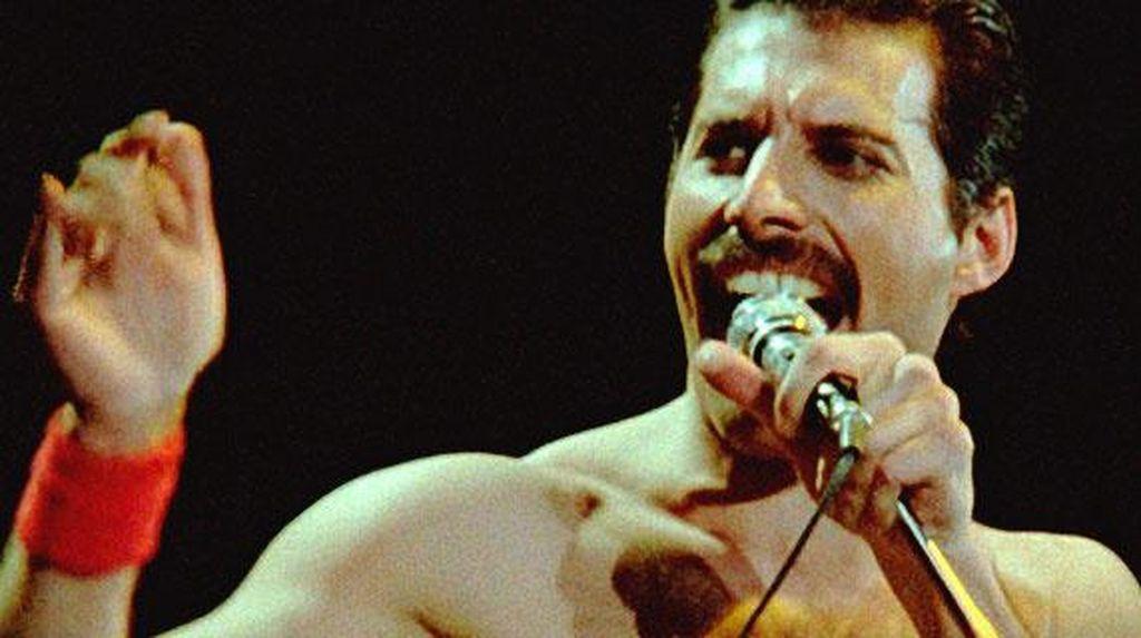 Video Musik Freddie Mercury Dirilis Setelah 4 Dekade Tersimpan