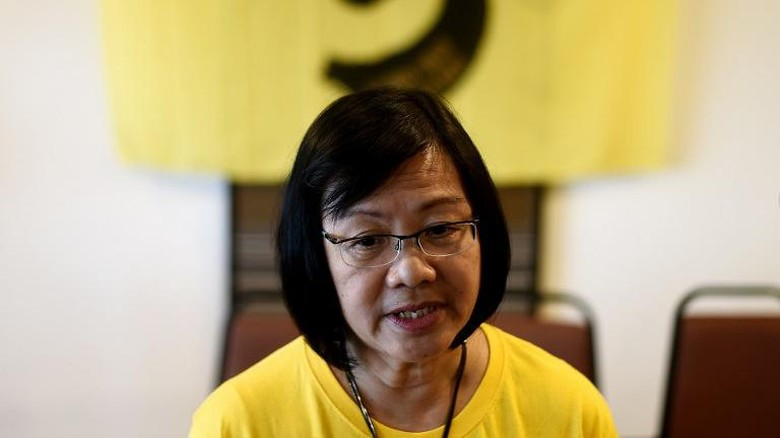 Usai Kantor Digeledah, Pemimpin Kelompok Bersih Ditangkap Polisi Malaysia