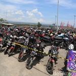Bos Honda Touring ke Pangandaran