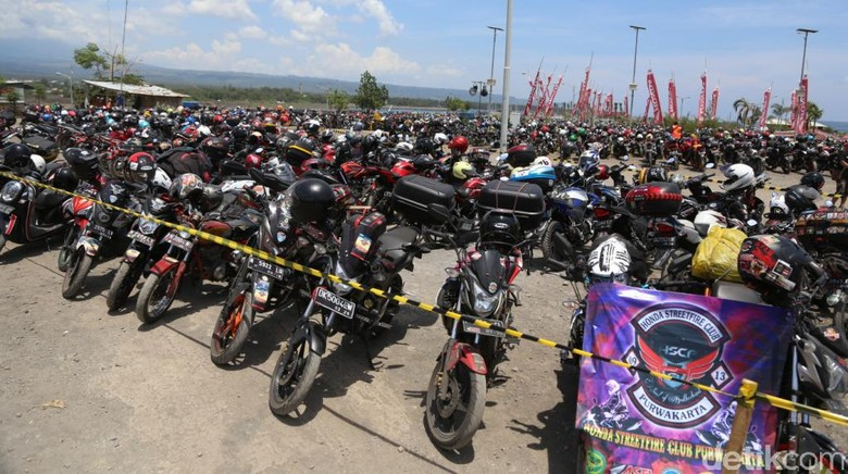 Honda Bikers Day Foto: PT Astra Honda Motor