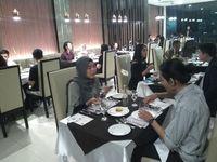 STP Enhai Bandung Sukses Gelar <i>Pop Up Dinner</i> Italia dan Prancis