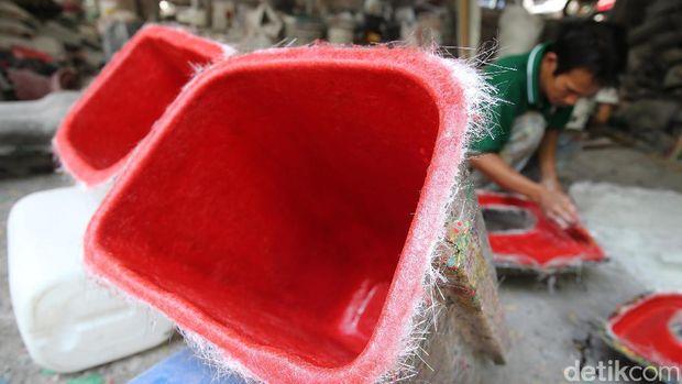 Kerajinan serat fiber