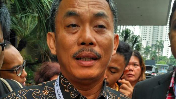 Ketua DPRD DKI Jakarta Prasetio Edi Marsudi (Foto: dok. detikcom)