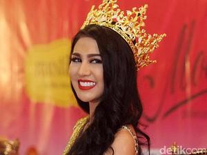 Jadi Miss Grand International, Ariska Putri akan Kunjungi Negara Konflik
