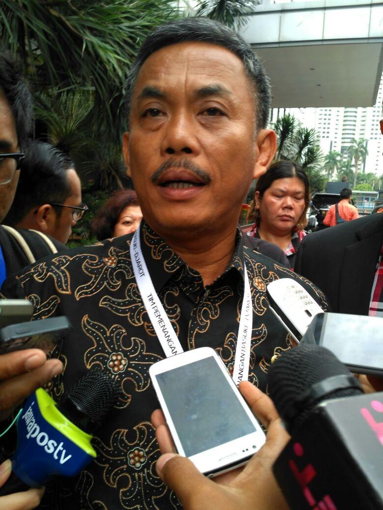 Ketua DPRD DKI soal Pemilihan Wagub DKI: Tanyakan ke Partai Pengusung