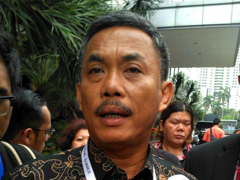 Ketua DPRD DKI Pimpin Pemenangan Jokowi-Maruf di Jakarta