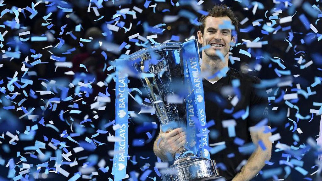 Murray Juara ATP World Tour Finals