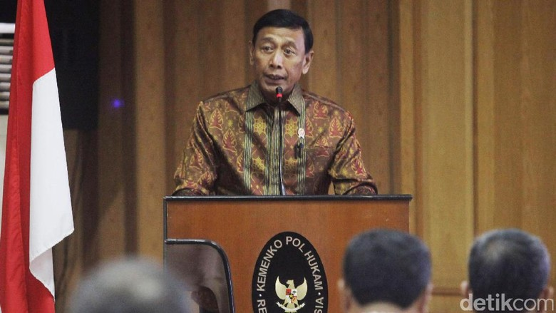 Alasan Wiranto Batalkan Usul Pj Gubernur dari Jenderal Polri