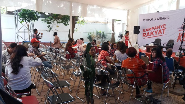 Ahok Diperiksa Penyidik Bareskrim Pagi Ini, Rumah Lembang pun Sepi