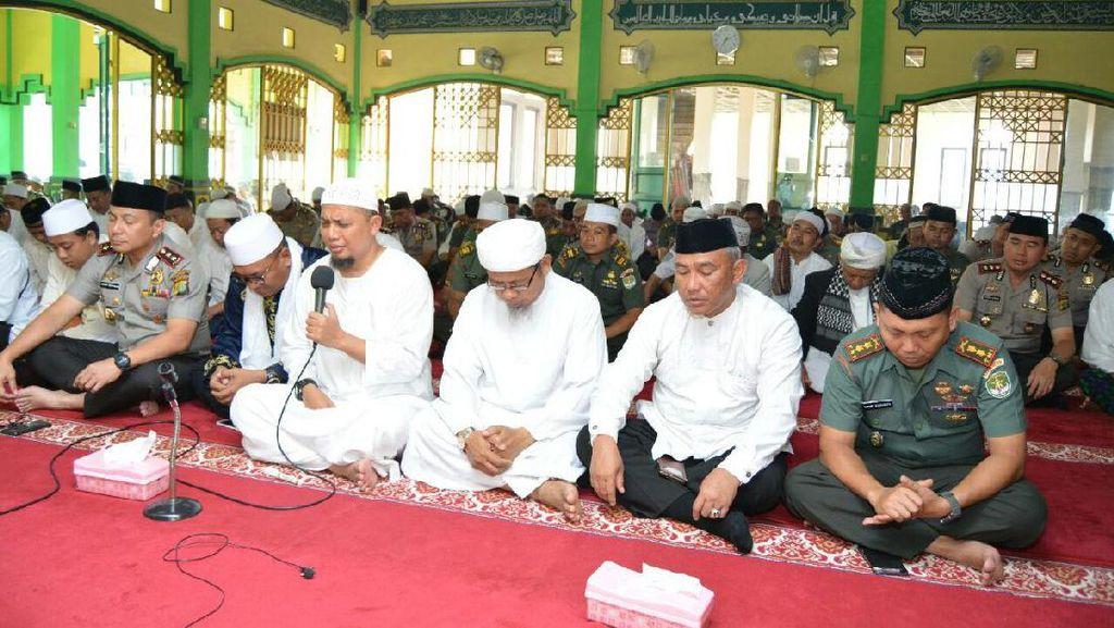 Cerita Ustad Arifin Ilham soal Idap Sakit Kanker Kelenjar Getah Bening