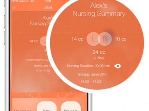 Aplikasi di Ponsel Ini Bisa Bantu Ibu Dengar Bayinya Minum ASI