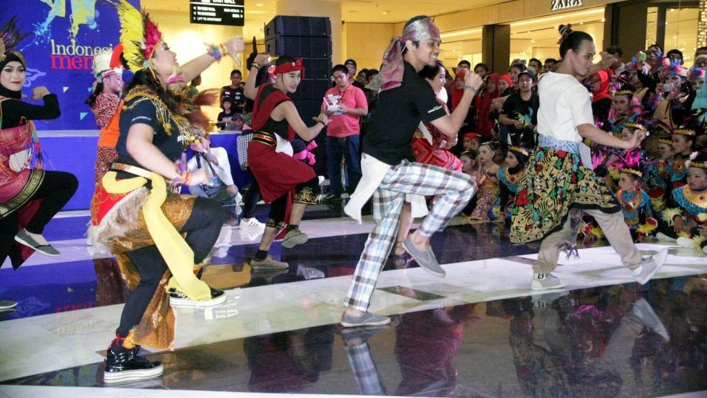 Pendaftaran Dibuka, Indonesia Menari 2018 Digelar di 4 Kota